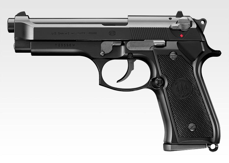 【新品】【O倉庫】[MIL]東京マルイ ガスブローバック M92F ミリタリーモデル (18歳以上専用)(20150223)