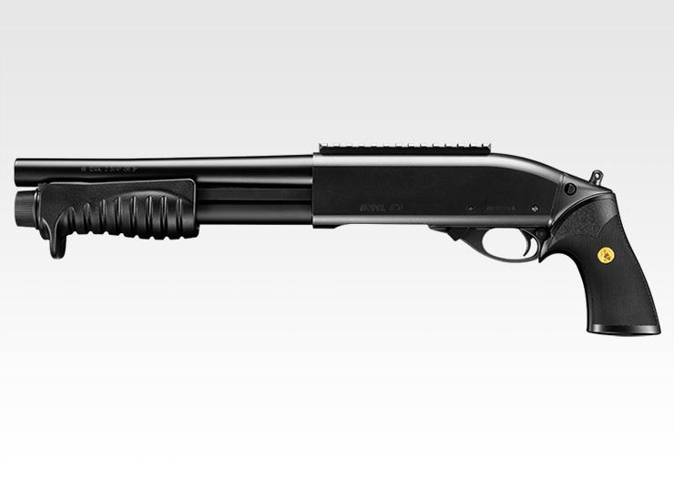 【新品即納】[MIL]東京マルイ ガスショットガン M870ブリーチャー (18歳以上専用)(20150223)