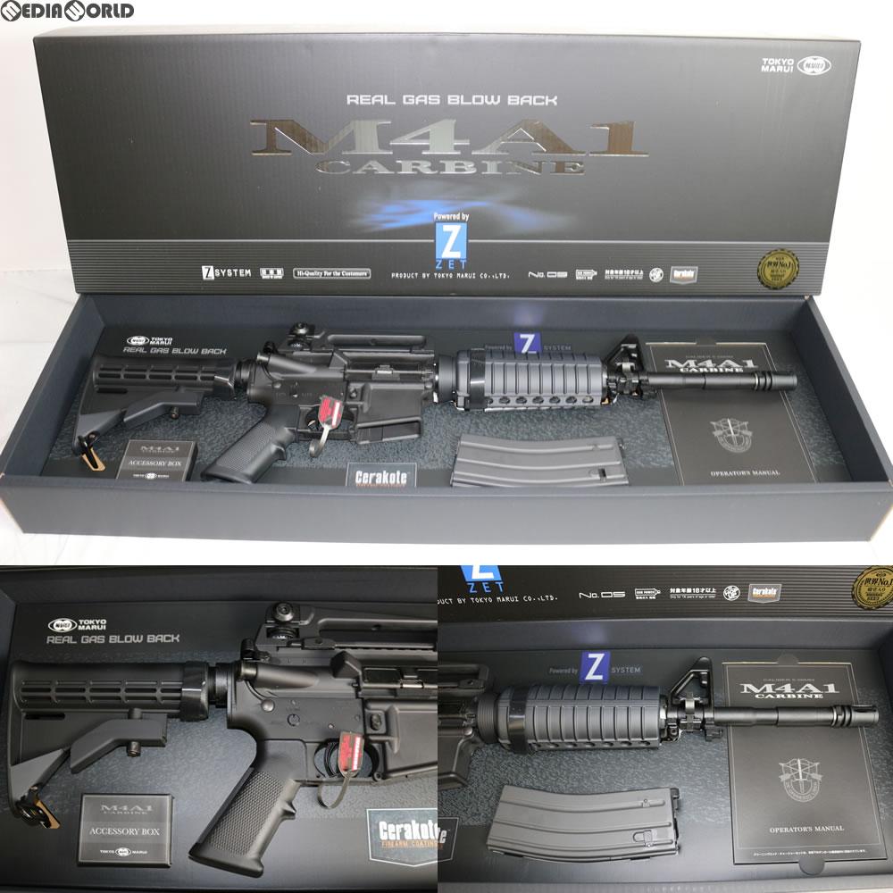 【新品】【O倉庫】[MIL]東京マルイ ガスブローバック マシンガン M4A1 カービン (18歳以上専用)(20170907)
