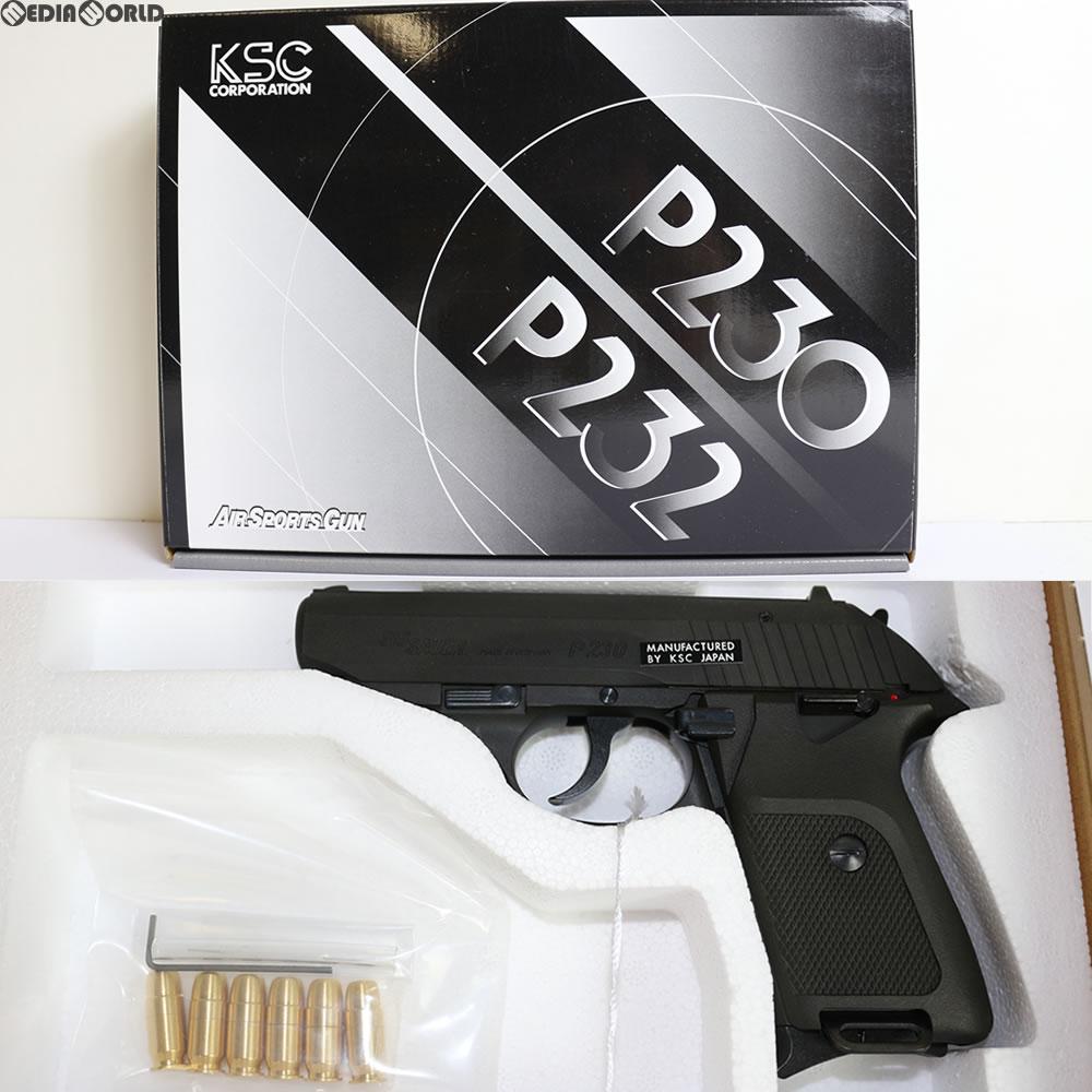 【新品即納】[MIL]KSC モデルガン P230JP HW(20110731)