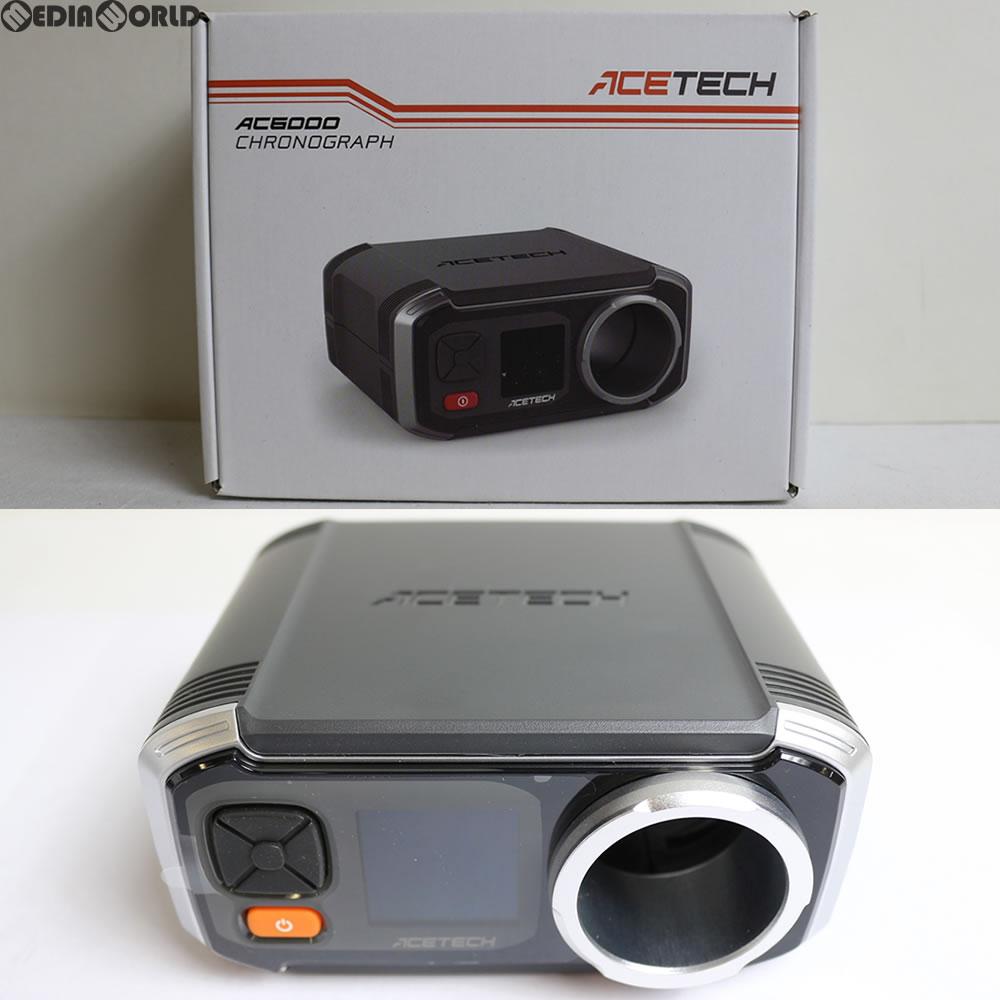 【新品即納】[MIL]ACETECH(エーステック) AC6000 弾速計(KW-OT-117-BK)(20160831)