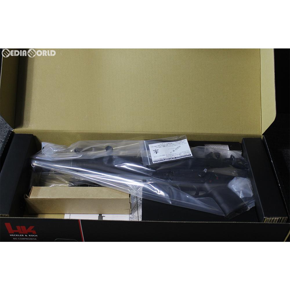 【新品即納】[MIL]UMAREX(ウマレックス)/VFC ガスサブマシンガン H&K(ヘッケラーアンドコッホ) MP5SD3 EarlyModel(アーリーモデル)(JPver./HK Licensed)(VF2J-LMP5SD3-BK02) (18歳以上専用)(20190315)