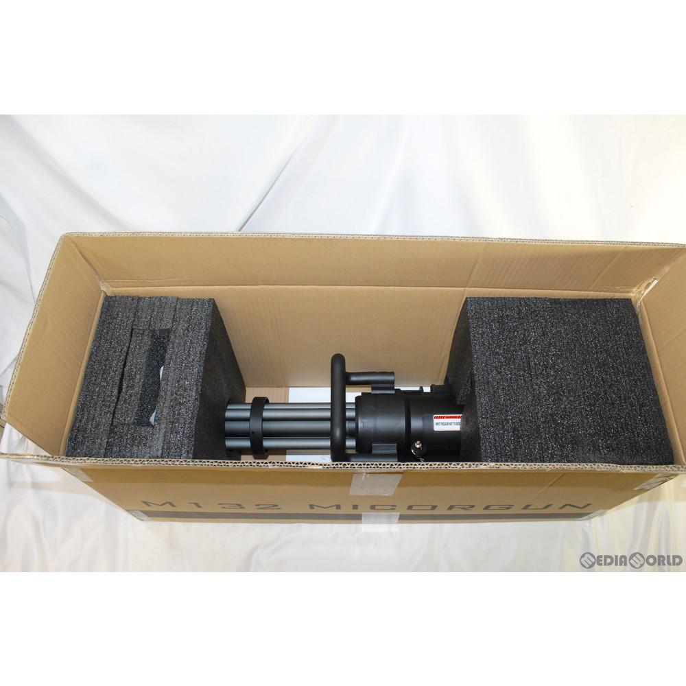 【新品即納】[MIL]CLASSIC ARMY(クラシックアーミー) 電動ガスガン マイクロミニガン M132(CA0-47) (18歳以上専用)(20151231)