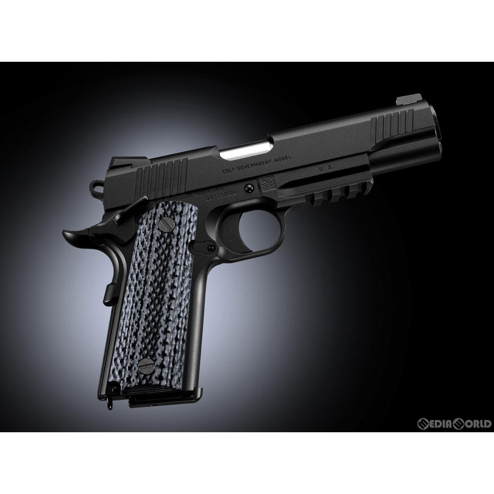 【新品即納】[MIL]東京マルイ ガスブローバック M45A1 ブラック (18歳以上専用)(20200418)