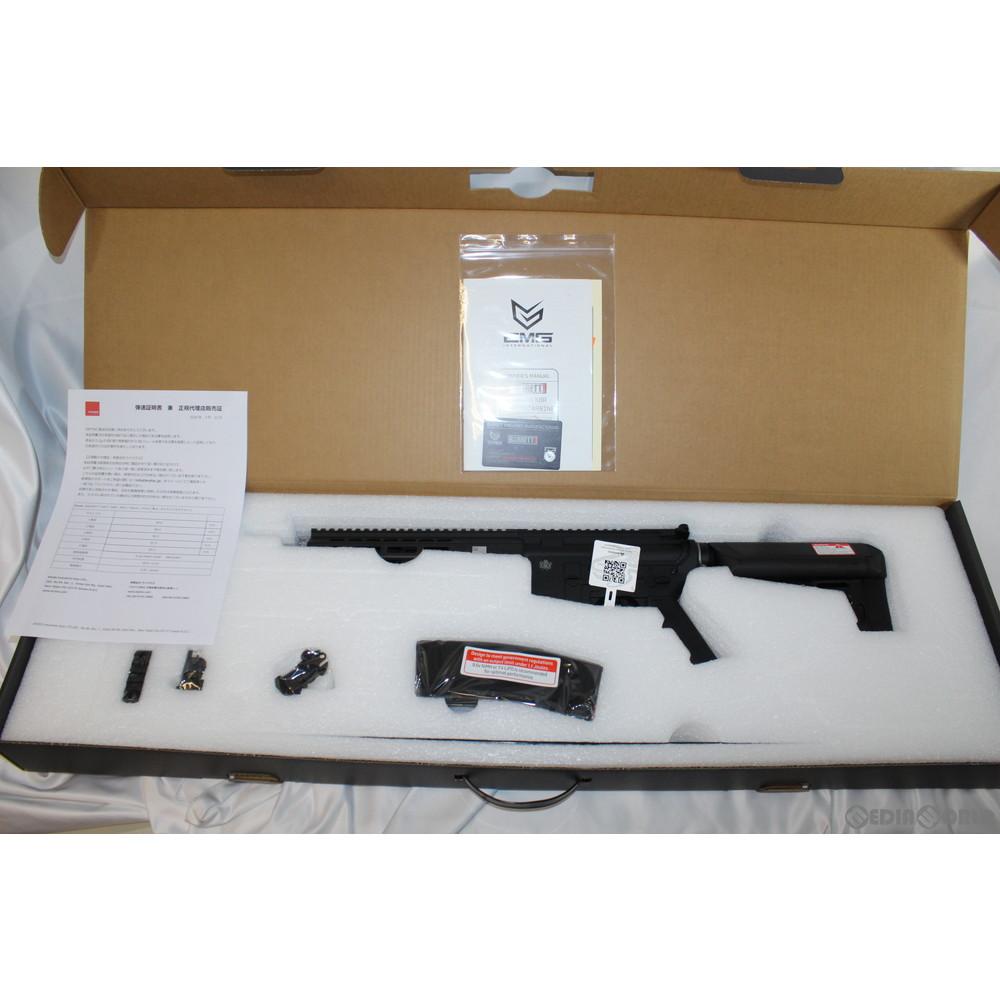 【新品即納】[MIL]LayLax(ライラクス) KRYTAC電動ガン(クライタック電動アサルトライフル) BARRETT REC7 SBR M-LOK BK(ブラック/黒) (18歳以上専用)(20200429)