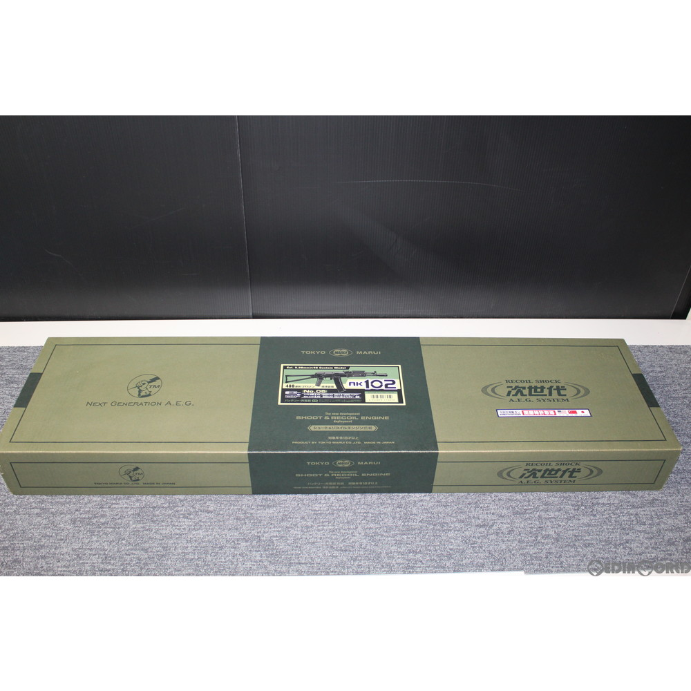 【中古】[MIL]東京マルイ 次世代電動ガン AK102 (18歳以上専用)(20091031)