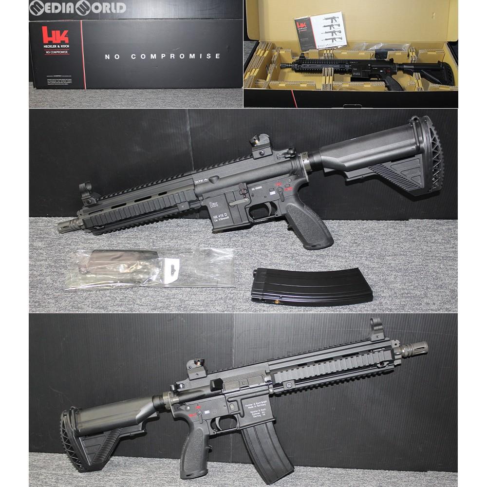 【中古】[MIL]VFC ガスアサルトライフル HK416D GBBR Gen2(JP ver./HK Licensed) (18歳以上専用)(20160731)