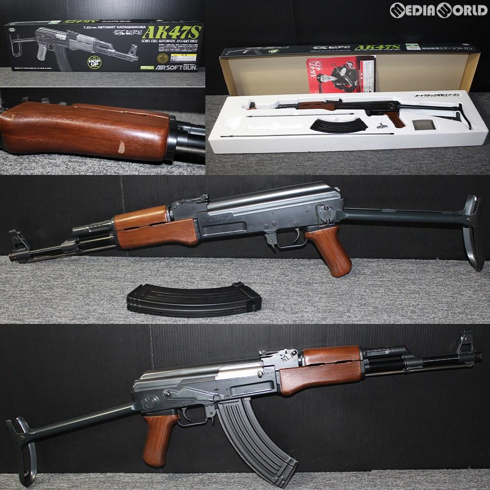【中古】[MIL]東京マルイ スタンダード電動ガン AK47S(カスタム品) (18歳以上専用)(20051027)