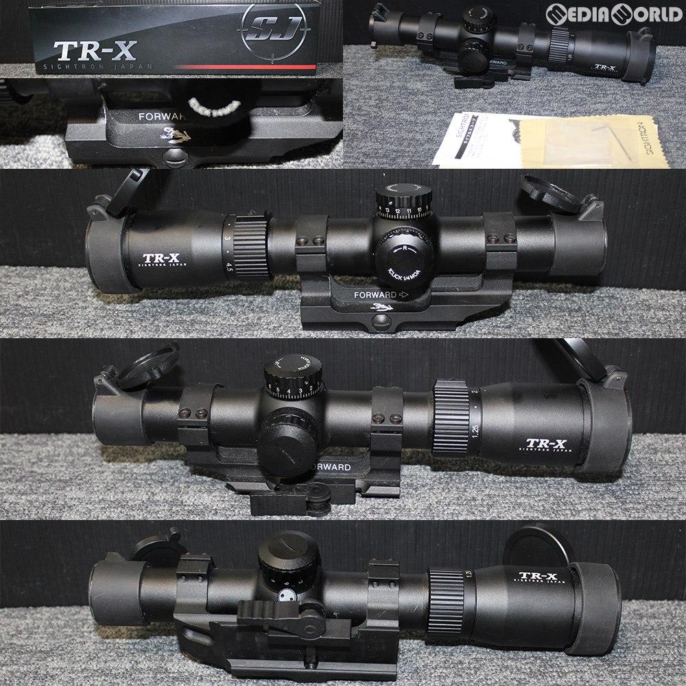 【中古】[MIL]サイトロンジャパン TR-X 1.25-4.5×24IR CQB ショートスコープ(20161116)