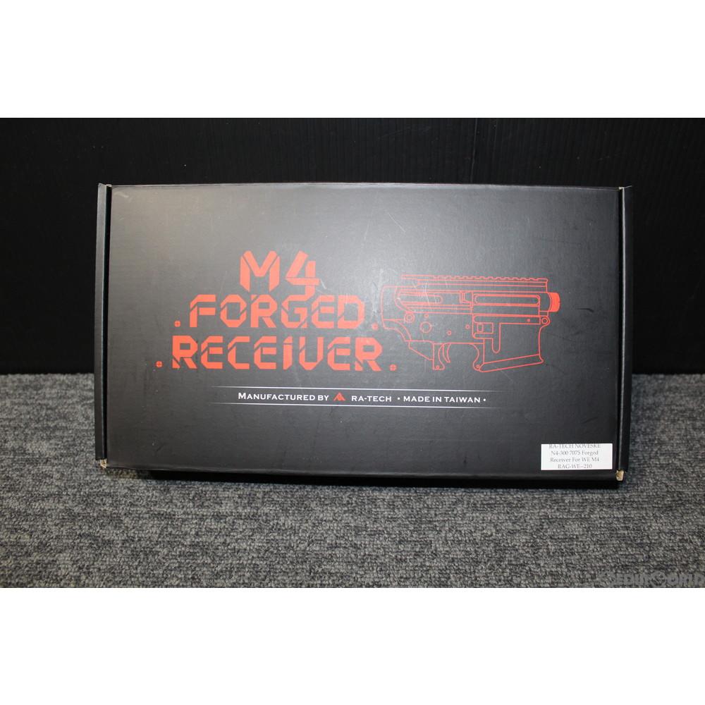 【中古】[MIL]RA-TECH(ラテック) WE M4用アルミレシーバーセット NOVESK N4-300(RAG-WE-210)(20150223)