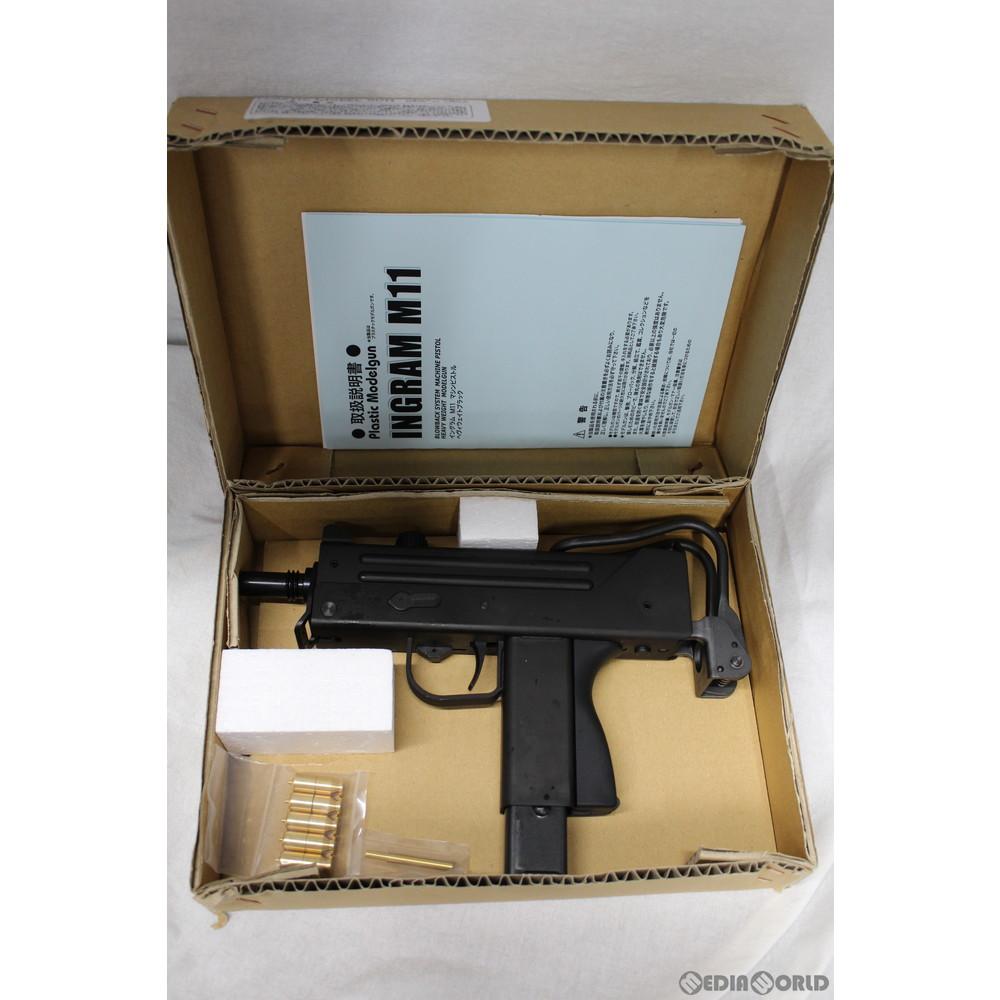 【中古】[MIL]CAW(クラフトアップルワークス) 発火モデルガン MGCリバイバル イングラムM11