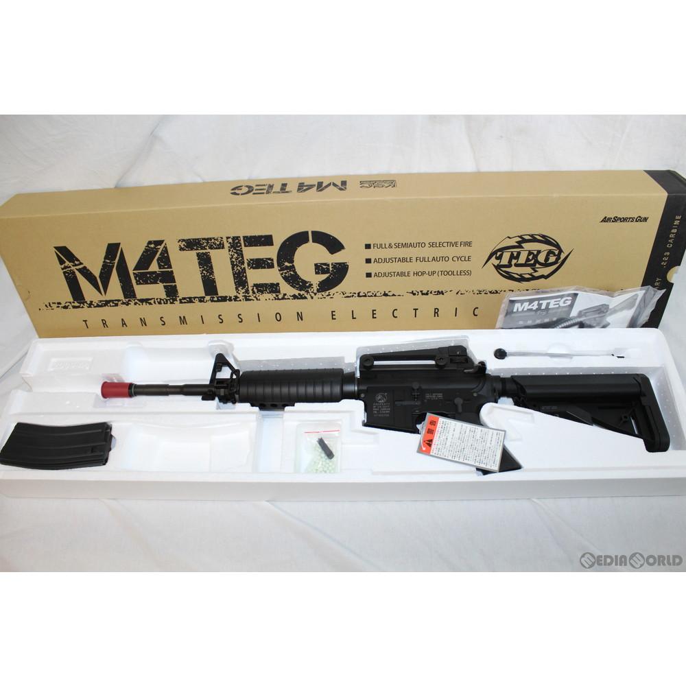 【中古】[MIL]KSC 電動ガン M4A1 TEG (18歳以上専用)