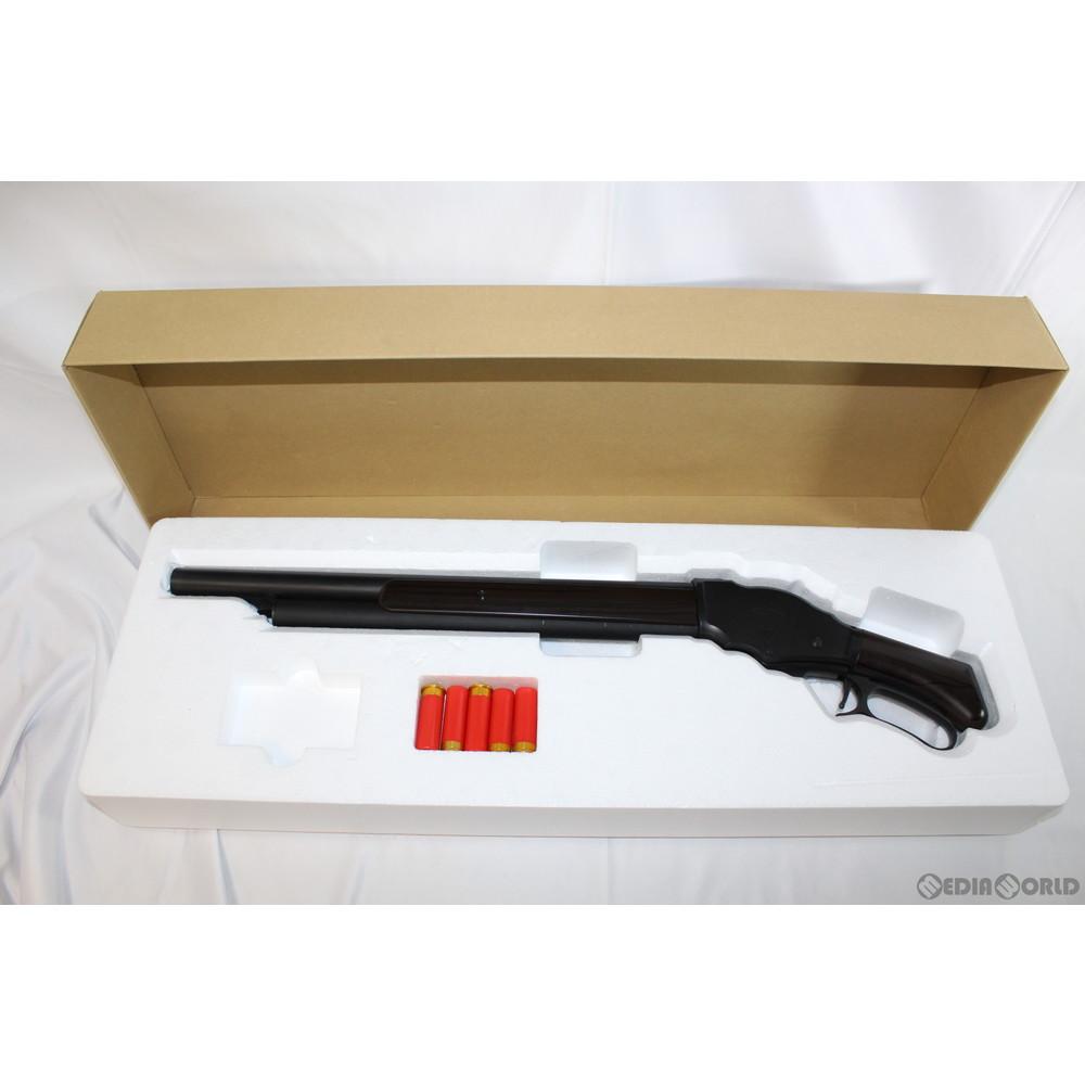 【中古】[MIL]マルシン工業 ガスショットガン M1887 ショートプラストック 6mmBB (18歳以上専用)(20150101)