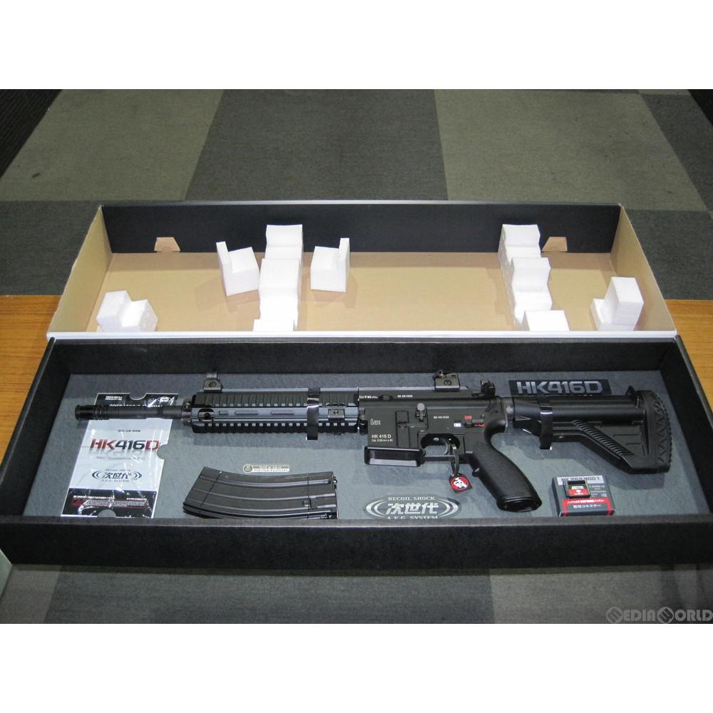 【中古】[MIL]東京マルイ 次世代電動ガン HK416D (18歳以上専用)(20121231)
