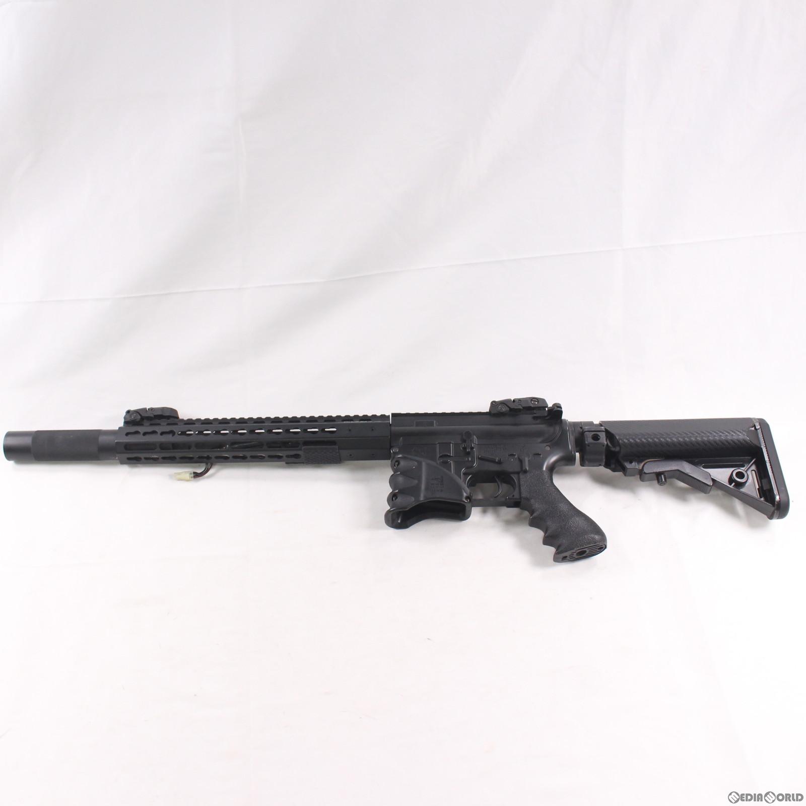 【中古】[MIL]E&C 電動アサルトライフル M4ベース カスタム品 (18歳以上専用)(20150223)