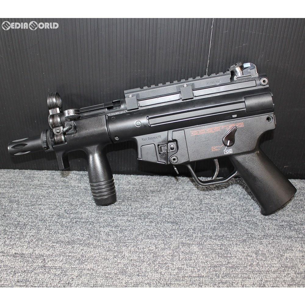 【中古】[MIL]東京マルイ スタンダード電動ガン H&K(ヘッケラーアンドコッホ) MP5クルツA4(カスタム品) (18歳以上専用)(19941207)