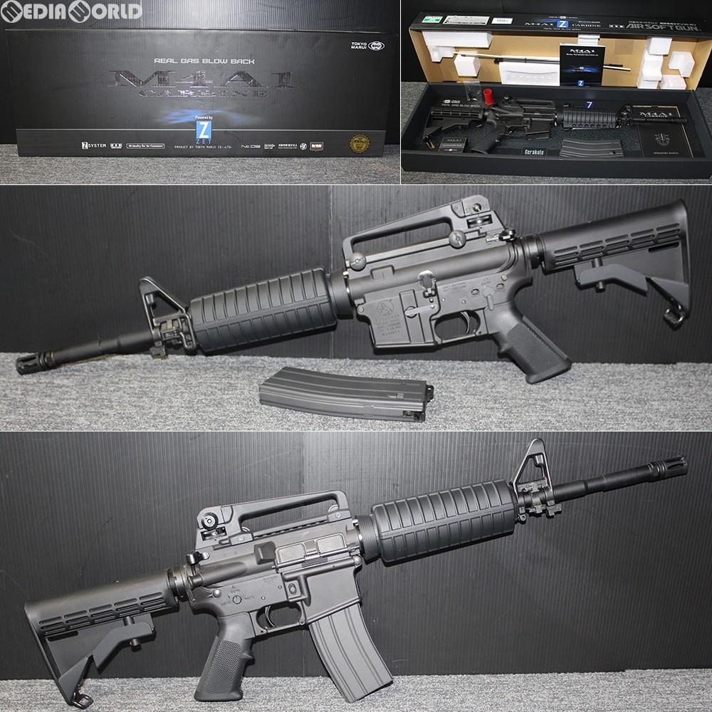 【中古】[MIL]東京マルイ ガスブローバック マシンガン M4A1 カービン (18歳以上専用)(20170907)