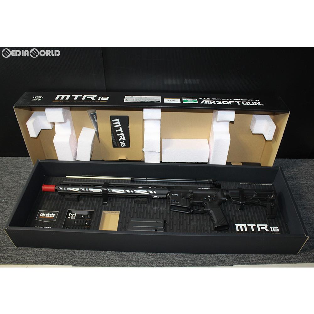 【中古 MTR16】[MIL]東京マルイ ガスブローバック ライフル MTR16 ライフル (18歳以上専用)(20180926), 当社の:a46cc0f0 --- colormood.fr