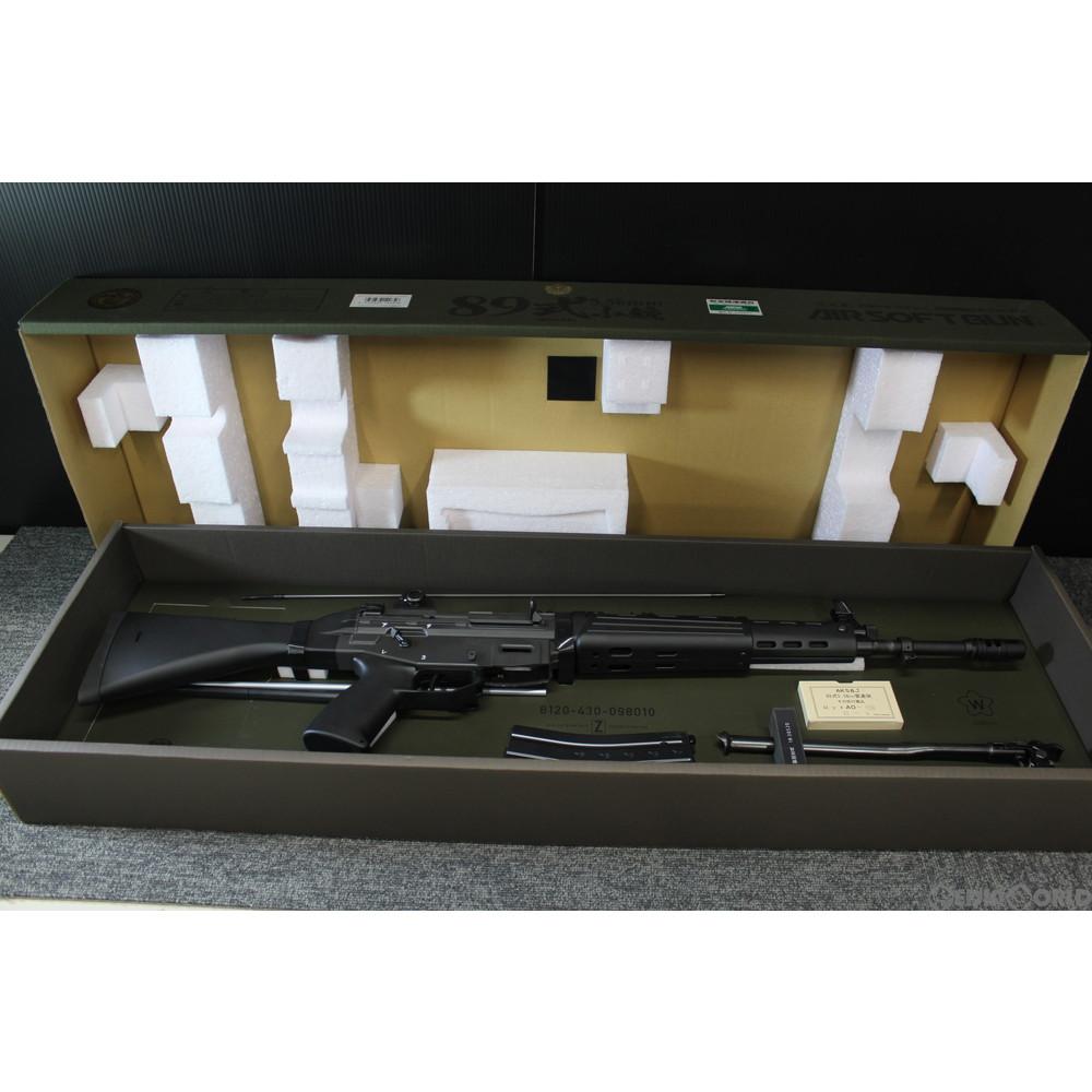 【中古】[MIL]東京マルイ ガスブローバック ライフル 89式5.56mm小銃(固定銃床型) (18歳以上専用)(20180705)