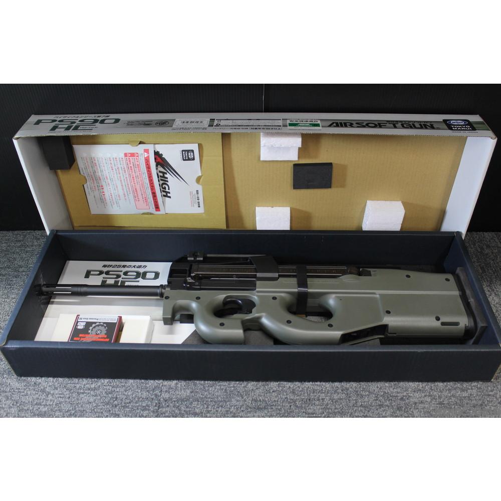 【中古】[MIL]東京マルイ 電動ガン ハイサイクルカスタム PS90 HC (18歳以上専用)(20120630)