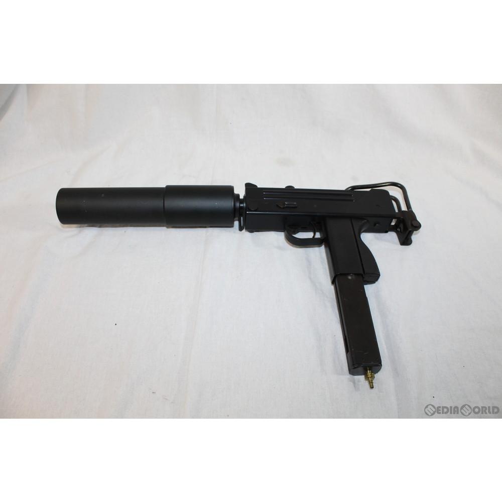 【中古】[MIL]KSC ガスサブマシンガン M11A1(旧型)(カスタム品) (18歳以上専用)(20150223)