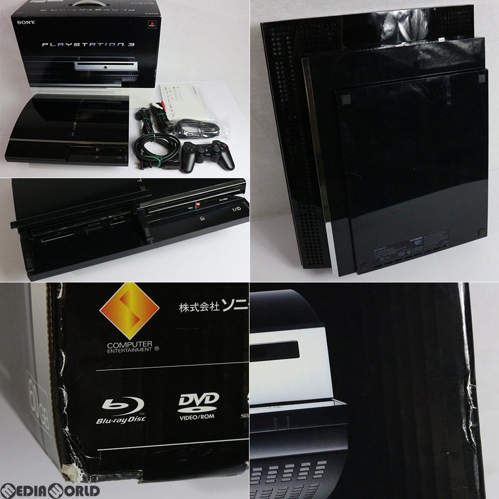 【中古】【訳あり】[本体][PS3]プレイステーション3 PLAYSTATION 3 HDD60GB(CECH-A00)(20061111)