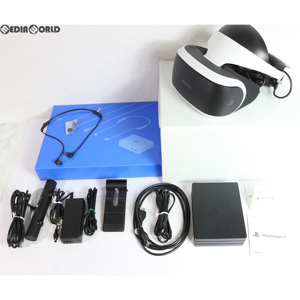 【中古】[ACC]【訳あり】[PS4]PlayStation VR PlayStation Camera同梱版(プレイステーションVR/PSVR カメラ同梱版) SIE(CUHJ-16003)(20171014)