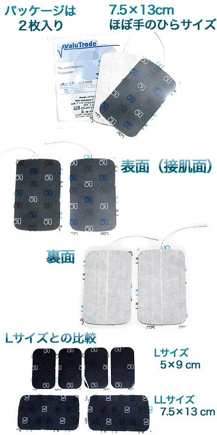 油門保護純正物品價值型(LL尺寸7.5*13cm)baryutorode