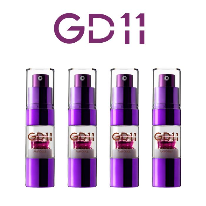 4本セット GD11 プレミアムラボ アドバンス セラム デビューセット プレミアム導入美容液 ヒト臍帯血 さい帯血 シミ シワ くすみ