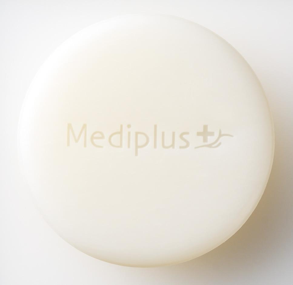 メディプラス 洗うたび [ギフト/プレゼント/ご褒美] うるおい高まる 60g 約2か月分 本日の目玉 オイルクリームソープ