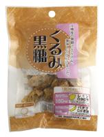 【オーサワジャパン】くるみ黒糖33g【6350】