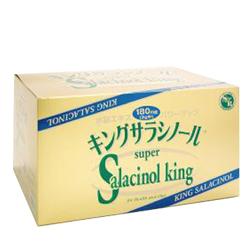 【毎日ポイント2倍☆送料無料】【ジャパンヘルス】キングサラシノール 180包(30包×6)
