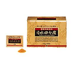 【毎日ポイント2倍】【日水製薬】日水田七廣(デンシチコウ)100包 ×2個セット