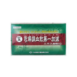 【第2類医薬品】【毎日ポイント2倍】【小太郎漢方製薬】キュウ帰調血飲第一加減G「コタロー」 90包 ※お取り寄せになる場合もございます