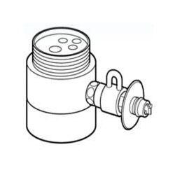 【パナソニック】食器洗い乾燥機用 分岐水栓 CB-SS6 ☆家電 ※お取り寄せ商品【10P03Dec16】