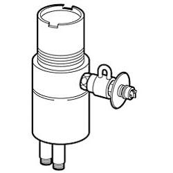 【パナソニック】食器洗い乾燥機用 分岐水栓 CB-SSD6 ☆家電 ※お取り寄せ商品【10P03Dec16】