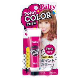 ダリア パルティ ポイントカラーチューブ 15g 定価 新色追加 ※お取り寄せ商品 ピンク