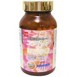健康フーズ コラーゲン ヒアルロン酸 10P03Dec16 300粒 爆売り ※お取り寄せ商品 デポー