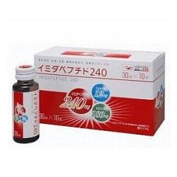 【お得な4個セット】【日本予防医薬】イミダペプチド 240 30mL×10本入 しかも毎日ポイント2倍! ※お取り寄せ商品