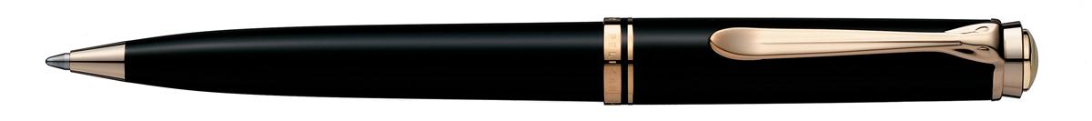 【毎日ポイント2倍】【ペリカン】スーベレーン K800 ブラック ボールペン ※お取り寄せ商品