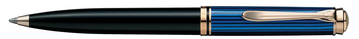 【毎日ポイント2倍】【ペリカン】スーベレーン K600 ブルー ボールペン ※お取り寄せ商品