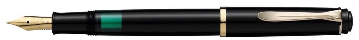 【毎日ポイント2倍】【ペリカン】クラシック M200 万年筆 ブラック B(太字) ※お取り寄せ商品