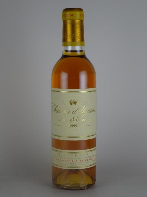 [1999] シャトー・ディケム 375ml Chateau d'Yquem
