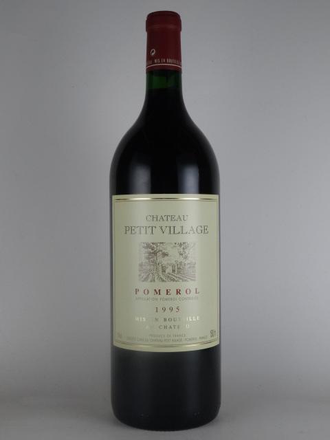 [1995] シャトー・プティ・ヴィラージュ【1,500ml】 Chateau Petit Village MG