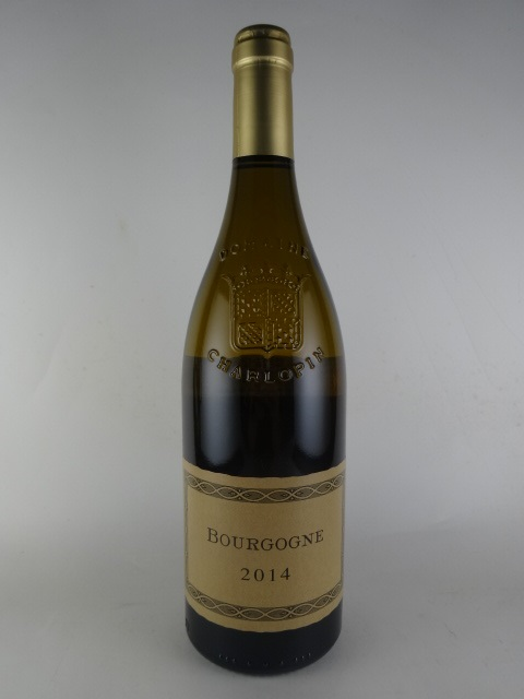 贈与 2014 ブルゴーニュ ブラン -フィリップ シャルロパン パリゾ- 『4年保証』 CHARLOPIN- Bourgogne Blanc Philippe -Domaine