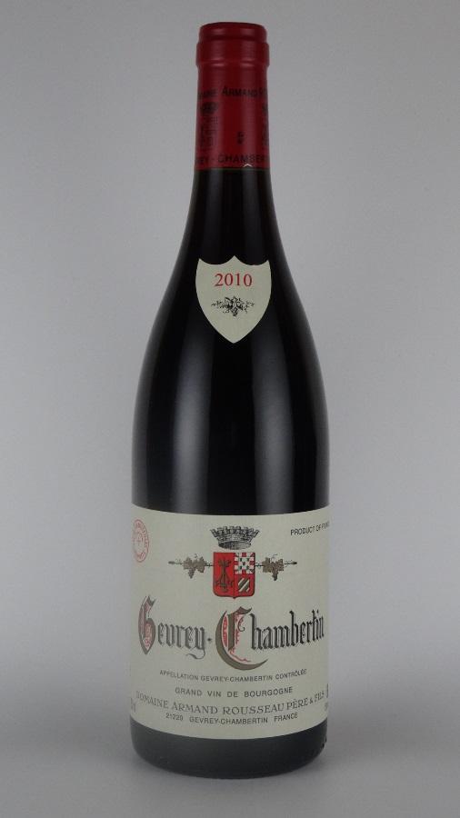 2010 ジュヴレ [宅送] シャンベルタン アルマン ルソー 日本製 Gevrey Rousseau- Chambertin -Armand