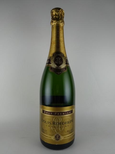 [NV]【1990年代】ルイ・ロデレール ブリュット・プルミエ Louis Roederer Brut(Old Bottle)