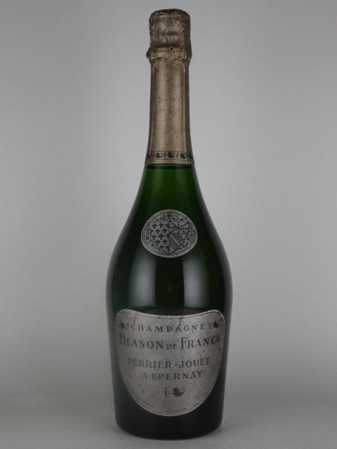 [NV]【~1980年代前半】ペリエ・ジュエ ブラソン・ド・フランス Perrier-Jouet Blanson de France(Old Bottle)