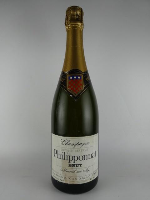 [NV]【1970年代~1980年代】 フィリポナ ロワイヤル・レゼルヴ-1 Philipponat Royale Reserve (Old Bottle)