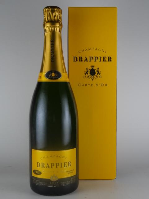 【箱入り】[1993] ドラピエ カルト・ドール ブリュット Drappier Carte d'dOr Brut
